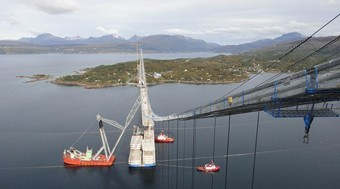 Halogaland Bridge Norway